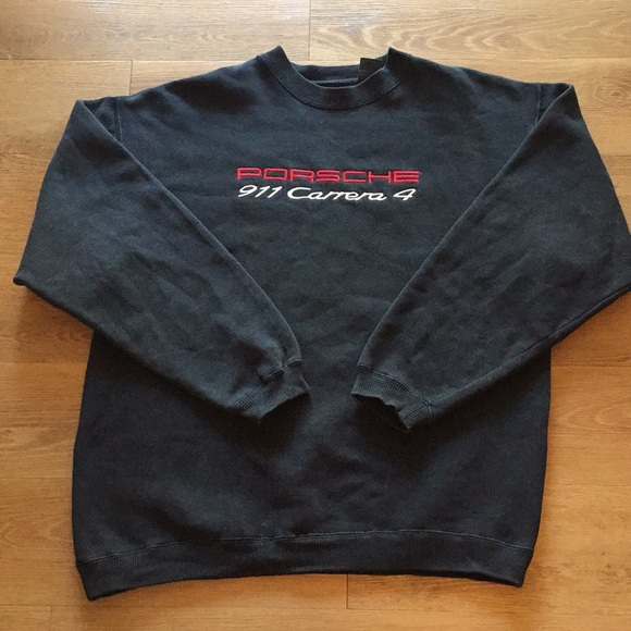 da0410db5 Vintage Sweaters | Porsche 911 Carrera 4 Sweater | Poshmark